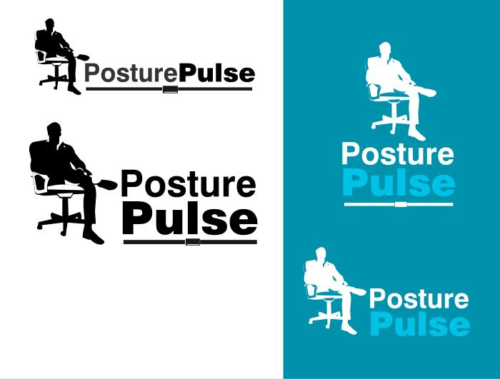 Logo Design by Private User - Entry No. 80 in the Logo Design Contest Unique Logo Design Wanted for PosturePulse.