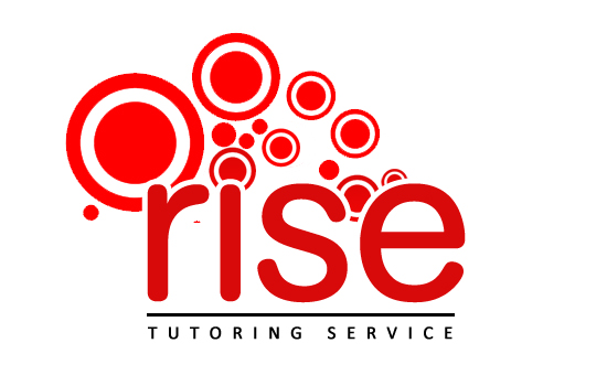 Logo Design by Crystal Desizns - Entry No. 222 in the Logo Design Contest Imaginative Logo Design for Rise Tutoring Service.