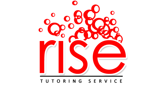 Logo Design by Crystal Desizns - Entry No. 224 in the Logo Design Contest Imaginative Logo Design for Rise Tutoring Service.