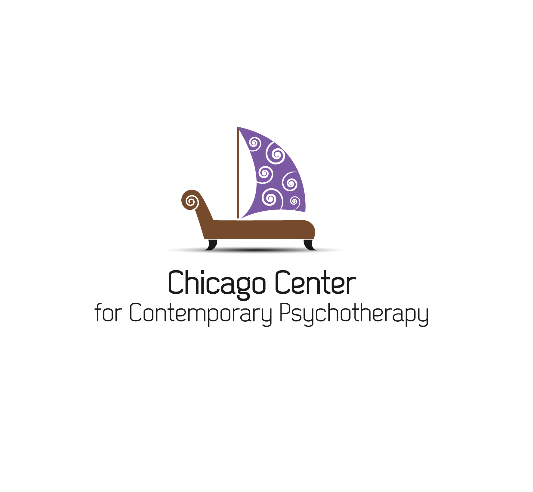 Logo Design by luna - Entry No. 6 in the Logo Design Contest Inspiring Logo Design for Chicago Center for Contemporary Psychotherapy.