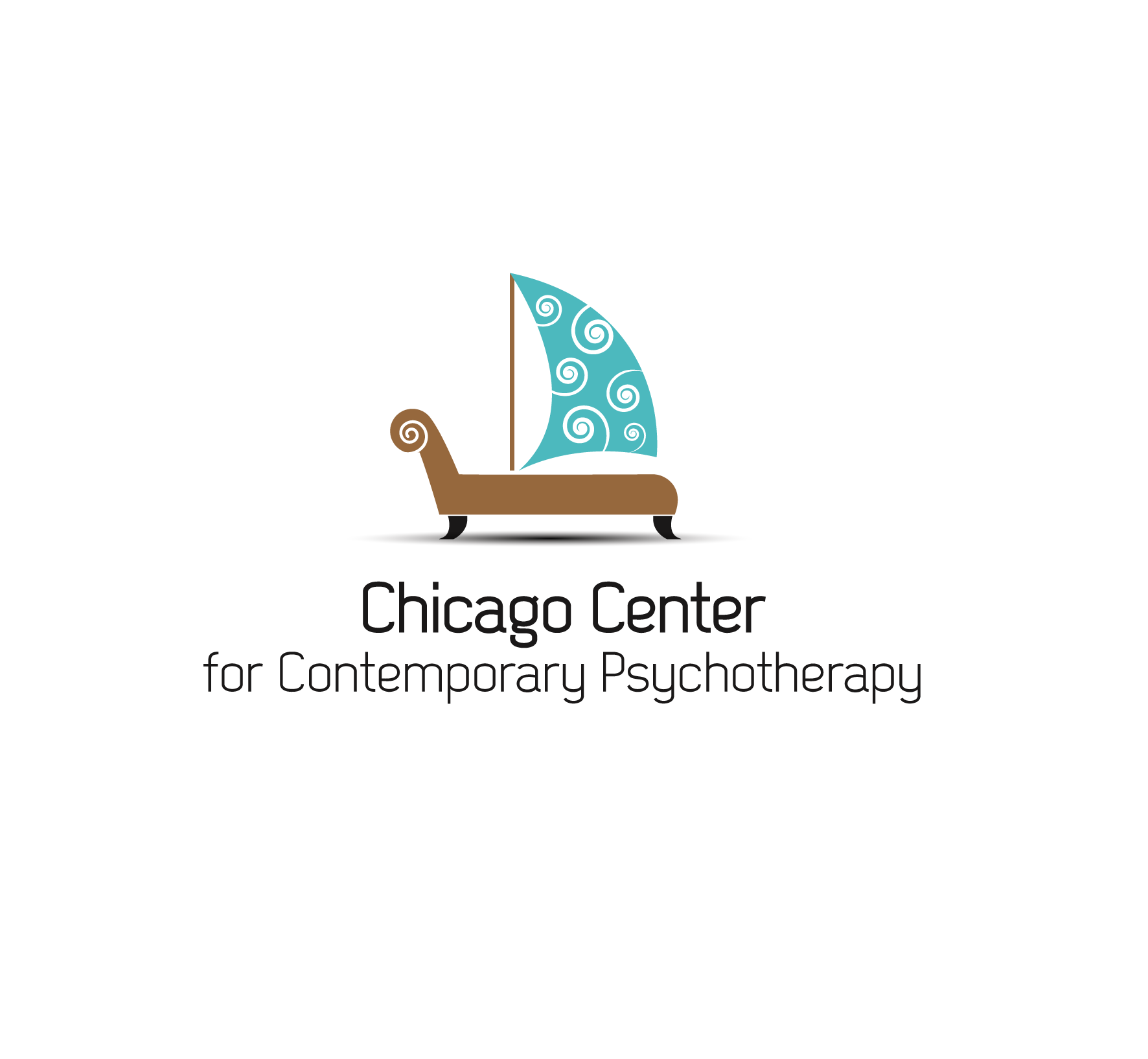 Logo Design by luna - Entry No. 7 in the Logo Design Contest Inspiring Logo Design for Chicago Center for Contemporary Psychotherapy.
