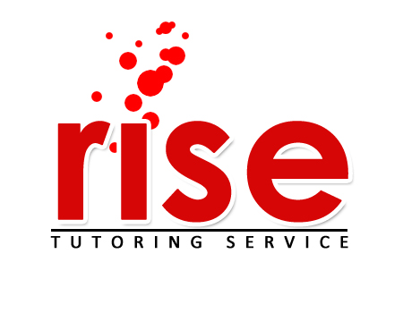 Logo Design by Crystal Desizns - Entry No. 225 in the Logo Design Contest Imaginative Logo Design for Rise Tutoring Service.