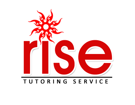 Logo Design by Crystal Desizns - Entry No. 230 in the Logo Design Contest Imaginative Logo Design for Rise Tutoring Service.