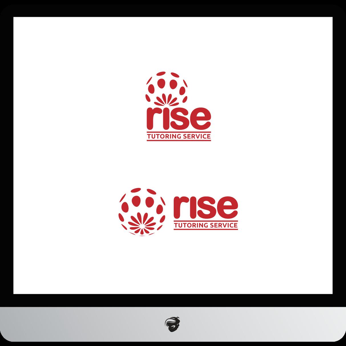 Logo Design by zesthar - Entry No. 231 in the Logo Design Contest Imaginative Logo Design for Rise Tutoring Service.