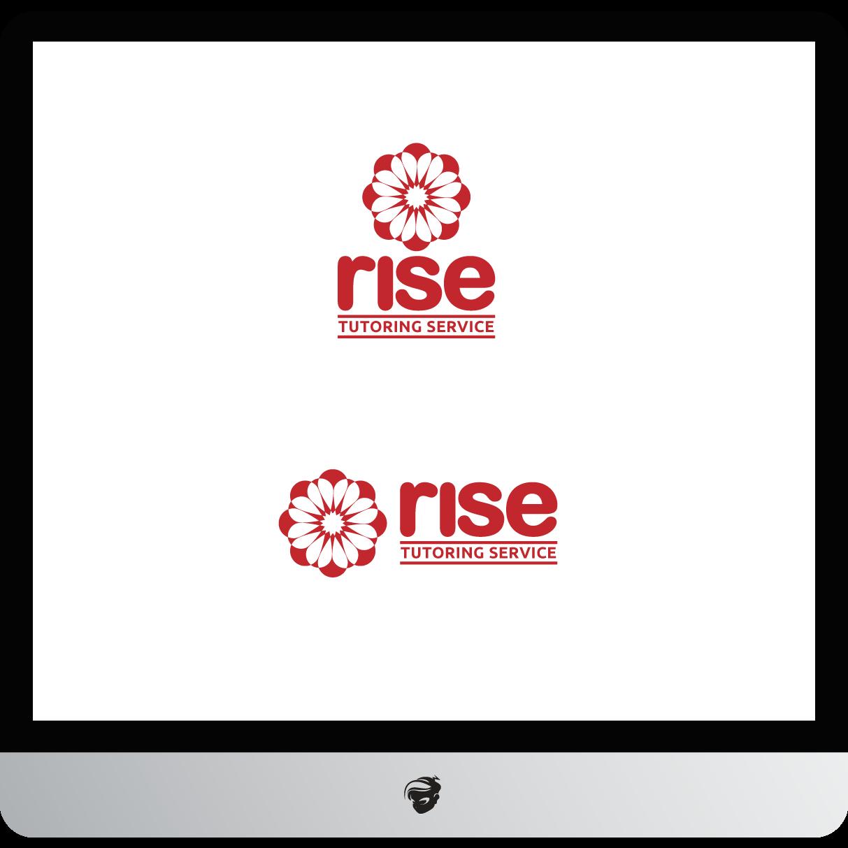 Logo Design by zesthar - Entry No. 235 in the Logo Design Contest Imaginative Logo Design for Rise Tutoring Service.