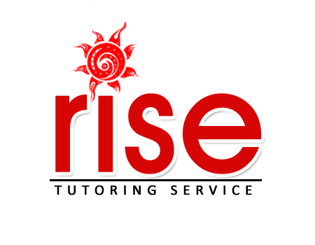 Logo Design by Crystal Desizns - Entry No. 236 in the Logo Design Contest Imaginative Logo Design for Rise Tutoring Service.