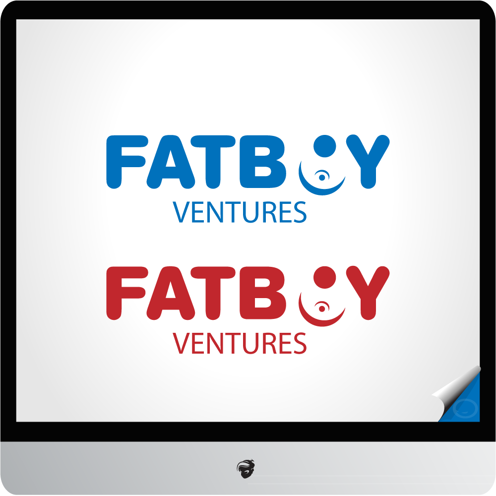 Logo Design by zesthar - Entry No. 69 in the Logo Design Contest Fun Logo Design for Fat Boy Ventures.