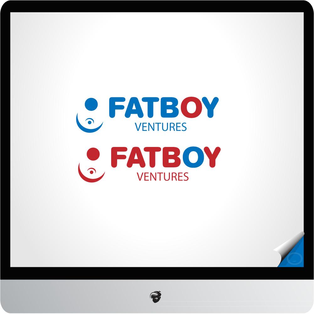 Logo Design by zesthar - Entry No. 70 in the Logo Design Contest Fun Logo Design for Fat Boy Ventures.