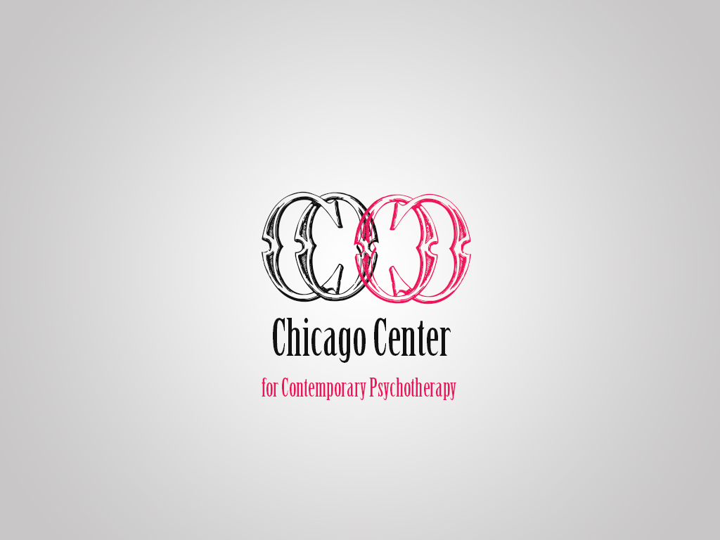 Logo Design by Azka Ik - Entry No. 8 in the Logo Design Contest Inspiring Logo Design for Chicago Center for Contemporary Psychotherapy.