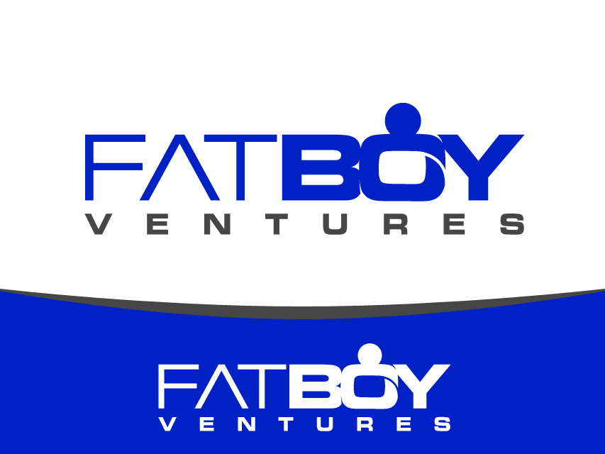 Logo Design by Richard Soriano - Entry No. 71 in the Logo Design Contest Fun Logo Design for Fat Boy Ventures.