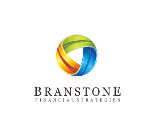 Logo Design by OriQ - Entry No. 280 in the Logo Design Contest Inspiring Logo Design for Branstone Financial Strategies.