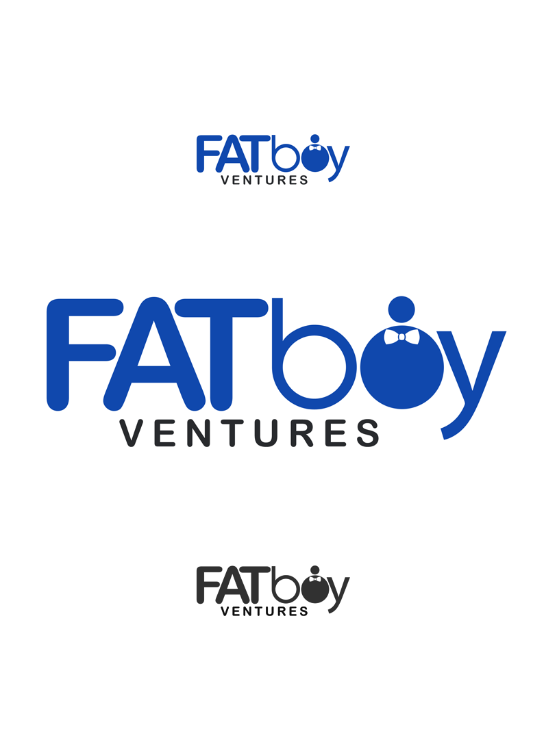 Logo Design by Private User - Entry No. 79 in the Logo Design Contest Fun Logo Design for Fat Boy Ventures.