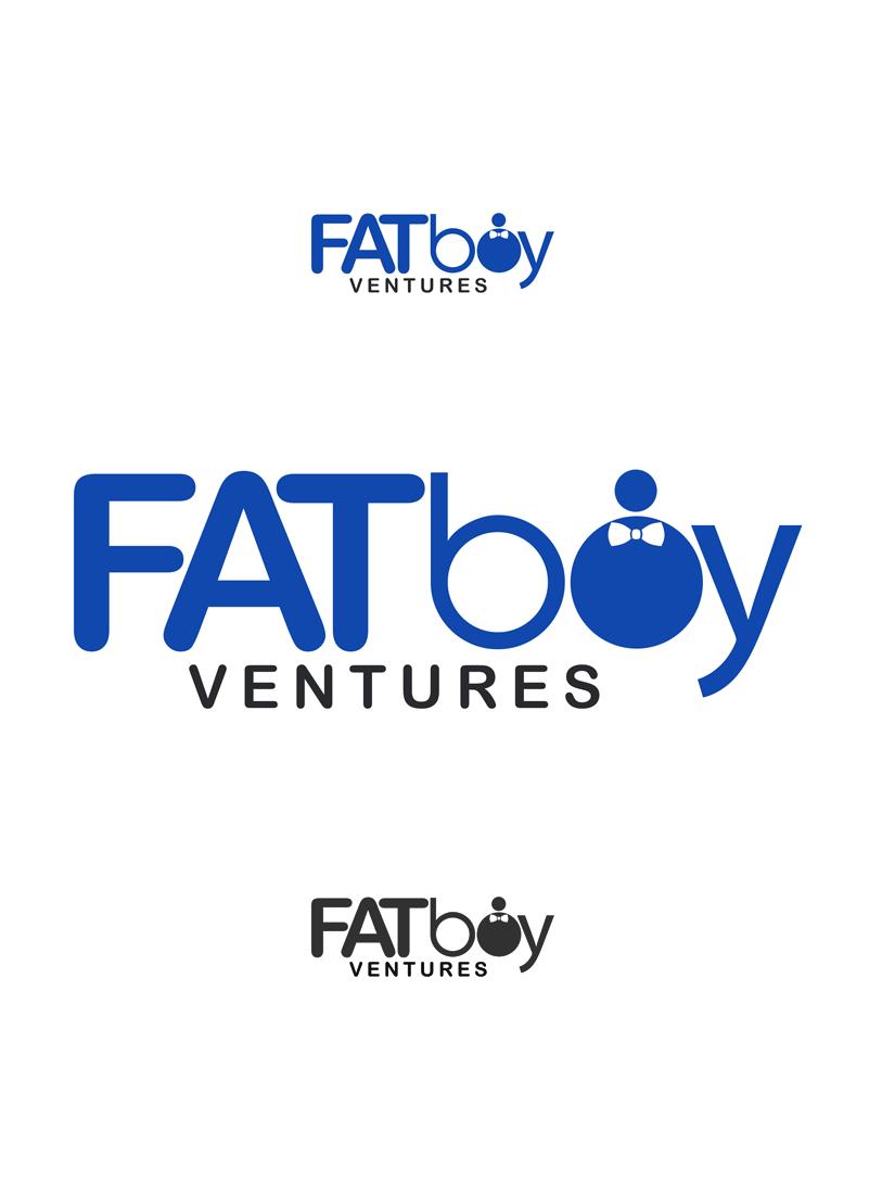 Logo Design by Robert Turla - Entry No. 79 in the Logo Design Contest Fun Logo Design for Fat Boy Ventures.
