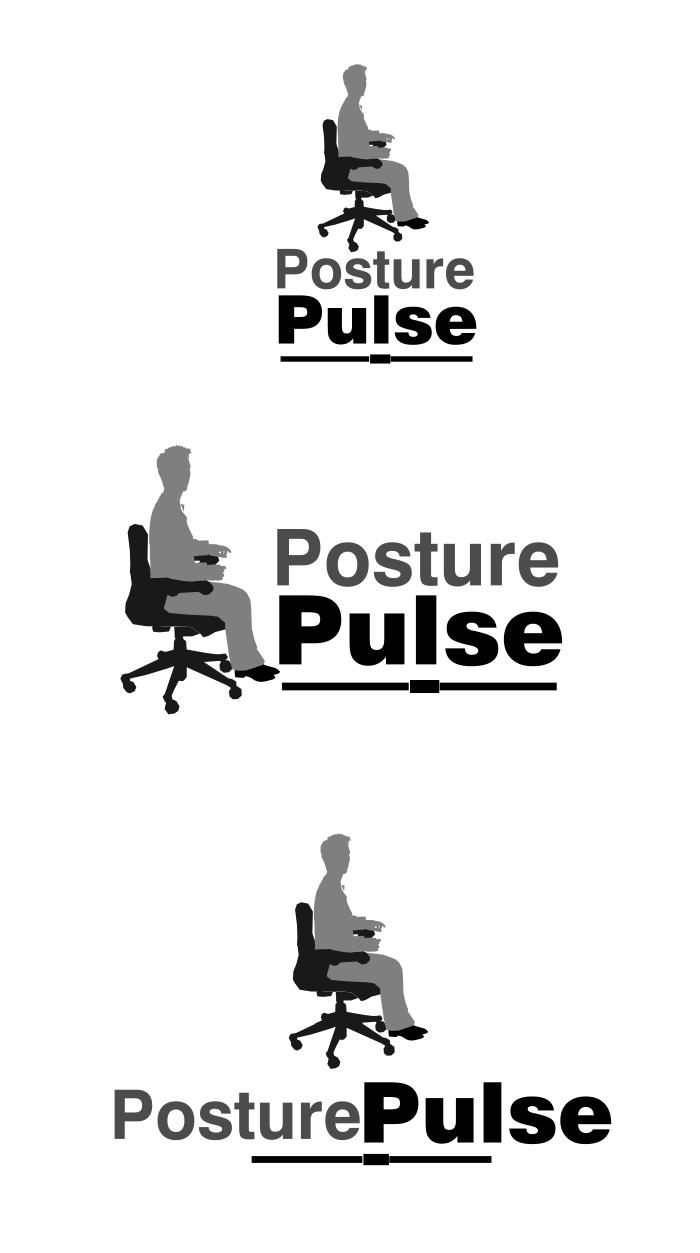 Logo Design by Private User - Entry No. 82 in the Logo Design Contest Unique Logo Design Wanted for PosturePulse.