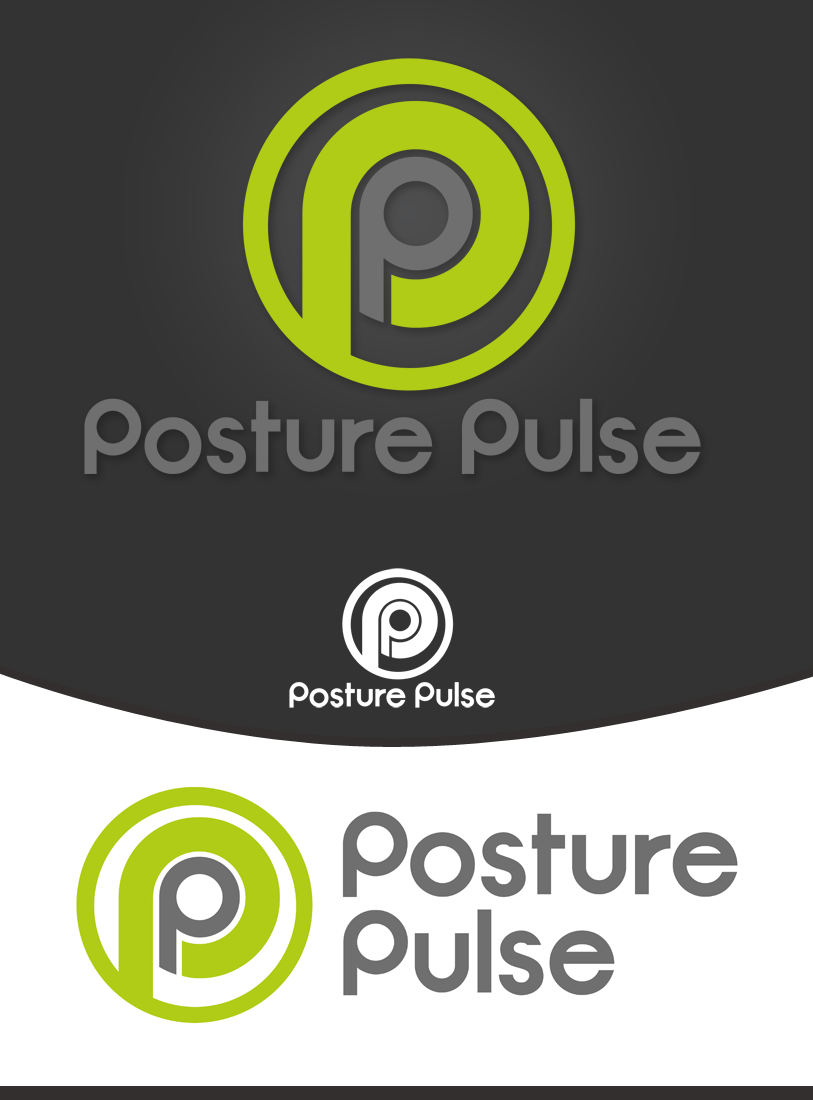 Logo Design by Private User - Entry No. 84 in the Logo Design Contest Unique Logo Design Wanted for PosturePulse.
