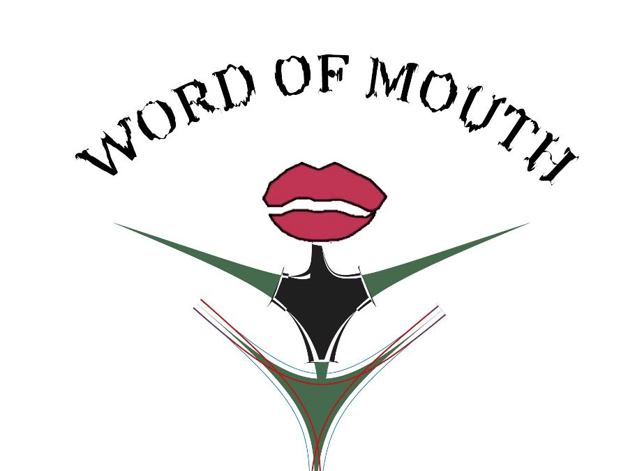 Logo Design by Ricardo Cardenas - Entry No. 101 in the Logo Design Contest Word Of Mouth.