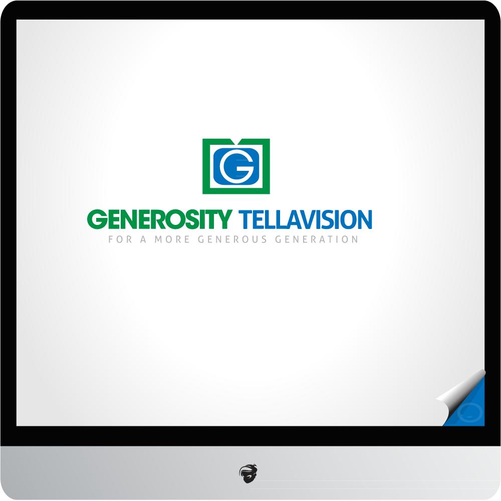 Logo Design by zesthar - Entry No. 2 in the Logo Design Contest Artistic Logo Design for Generosity TellAVision.