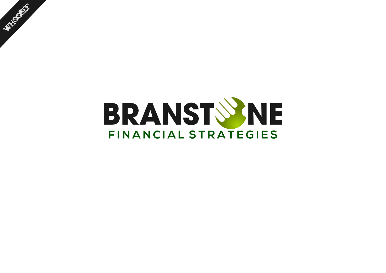 Logo Design by whoosef - Entry No. 288 in the Logo Design Contest Inspiring Logo Design for Branstone Financial Strategies.