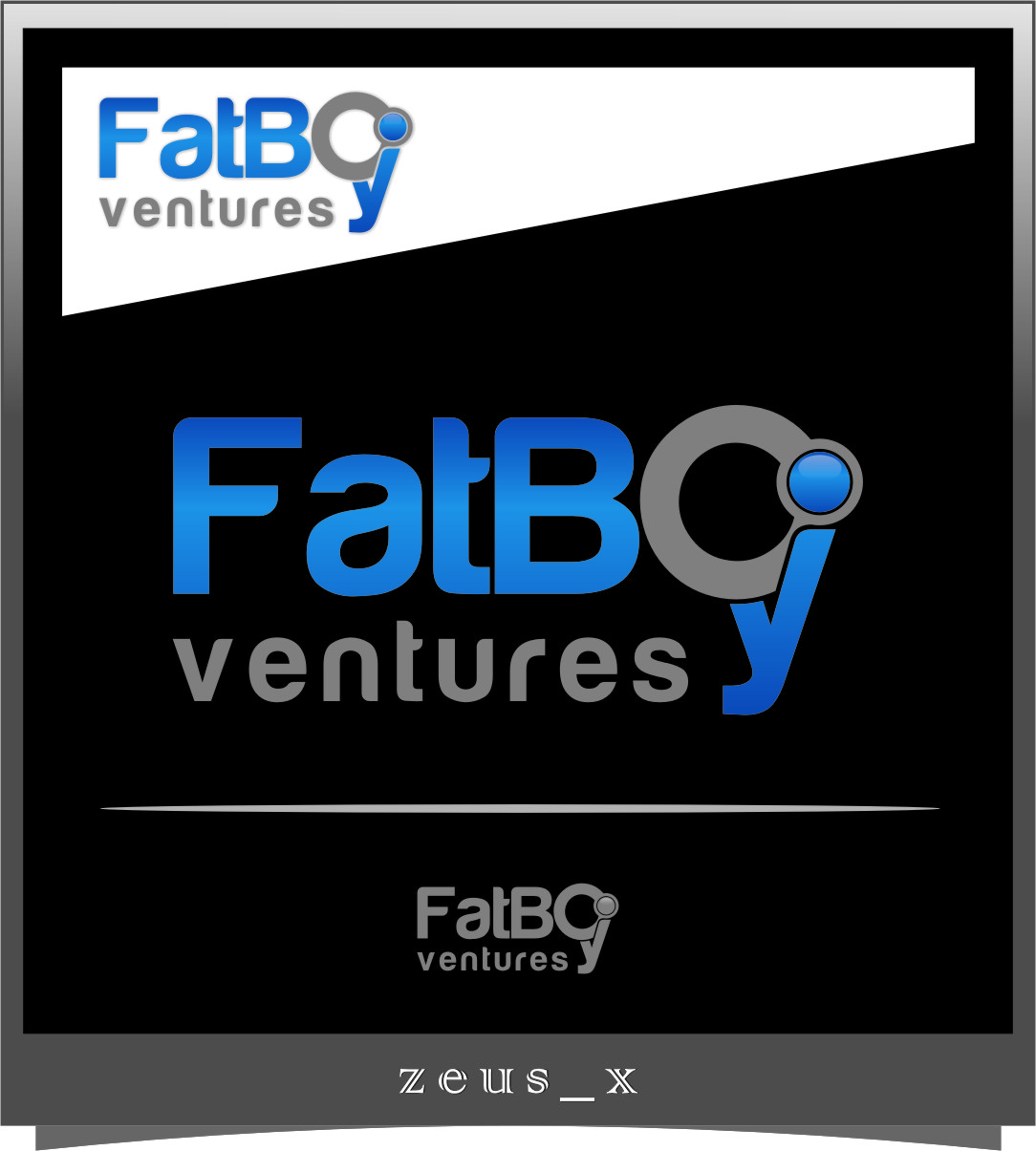 Logo Design by Ngepet_art - Entry No. 83 in the Logo Design Contest Fun Logo Design for Fat Boy Ventures.