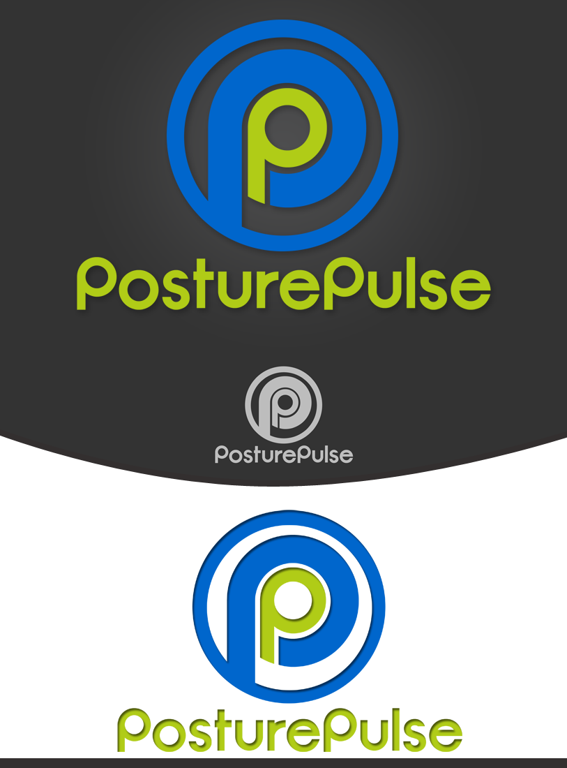 Logo Design by Private User - Entry No. 92 in the Logo Design Contest Unique Logo Design Wanted for PosturePulse.