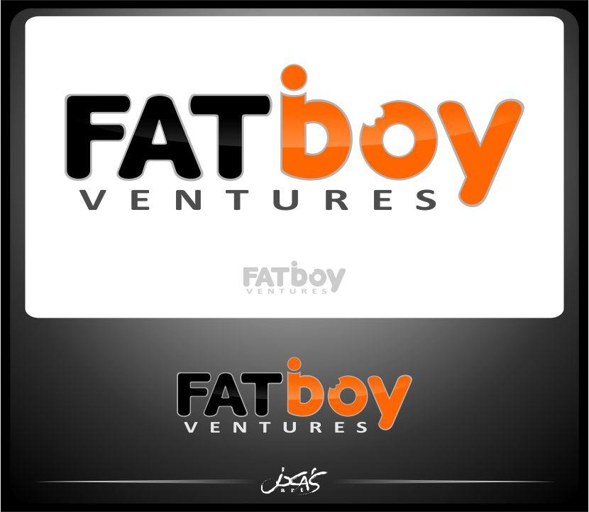 Logo Design by joca - Entry No. 91 in the Logo Design Contest Fun Logo Design for Fat Boy Ventures.