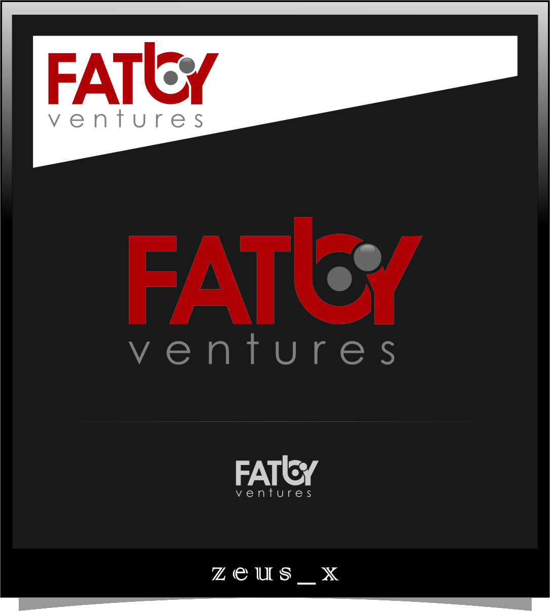 Logo Design by RasYa Muhammad Athaya - Entry No. 110 in the Logo Design Contest Fun Logo Design for Fat Boy Ventures.