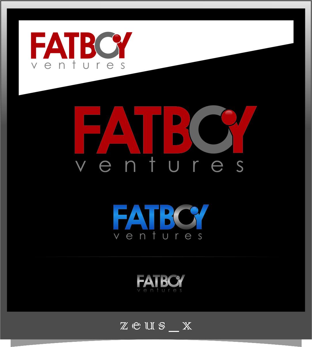 Logo Design by RasYa Muhammad Athaya - Entry No. 114 in the Logo Design Contest Fun Logo Design for Fat Boy Ventures.