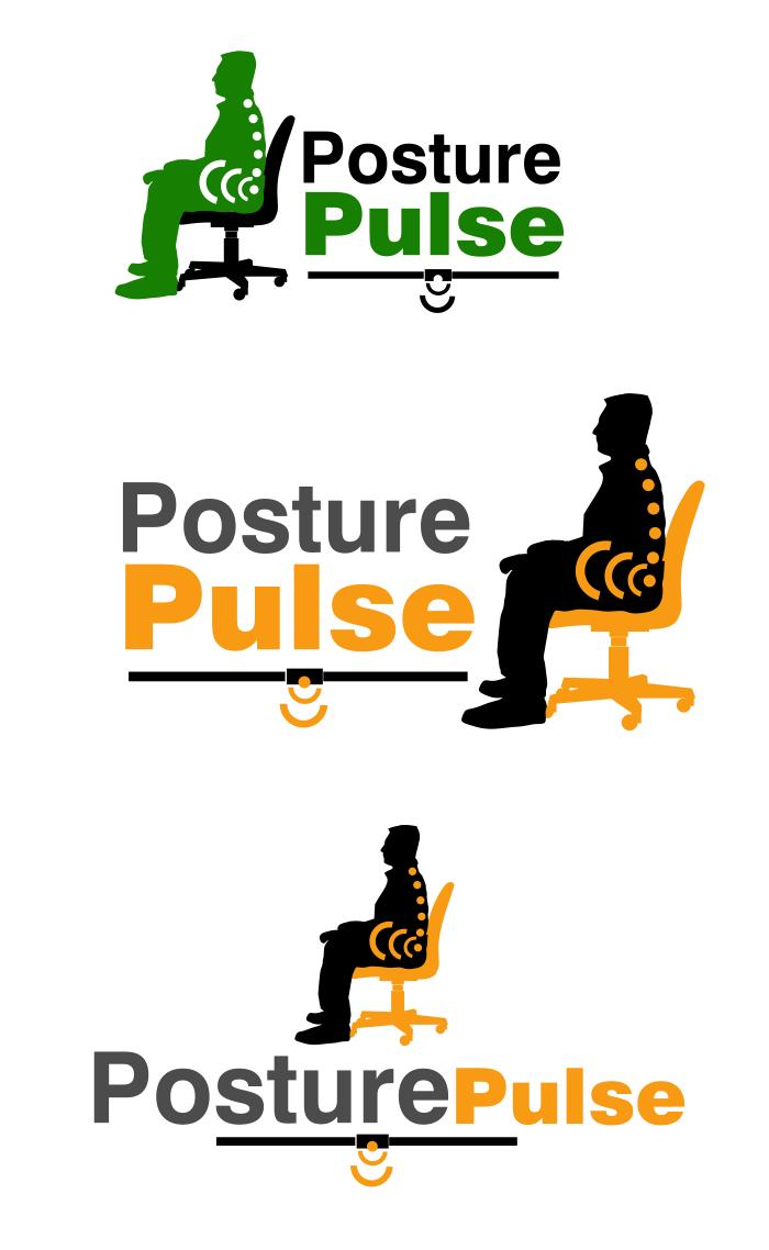 Logo Design by Private User - Entry No. 95 in the Logo Design Contest Unique Logo Design Wanted for PosturePulse.