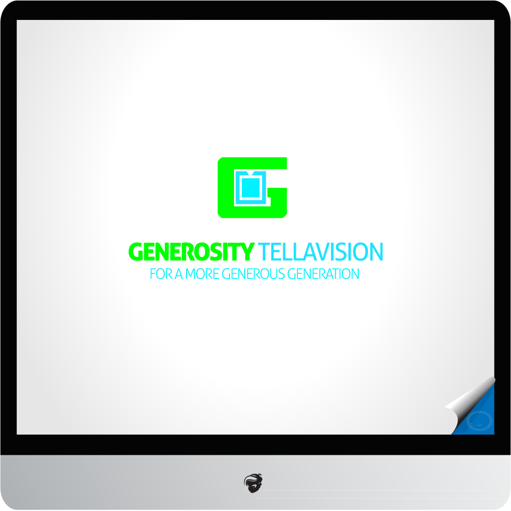 Logo Design by zesthar - Entry No. 4 in the Logo Design Contest Artistic Logo Design for Generosity TellAVision.