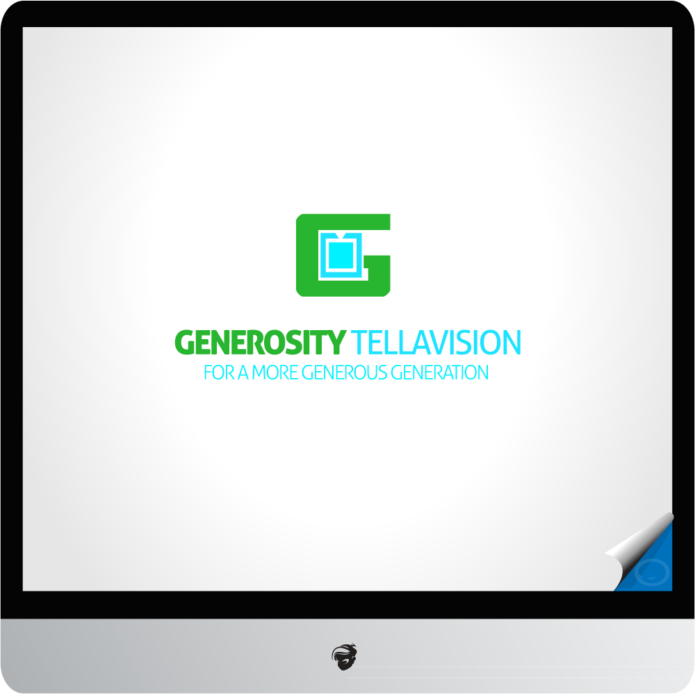 Logo Design by zesthar - Entry No. 5 in the Logo Design Contest Artistic Logo Design for Generosity TellAVision.