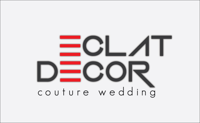 Logo Design by Private User - Entry No. 75 in the Logo Design Contest Imaginative Logo Design for Éclat Decor.