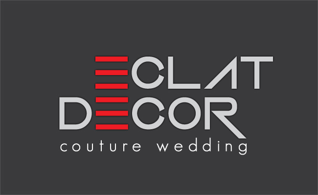 Logo Design by Private User - Entry No. 76 in the Logo Design Contest Imaginative Logo Design for Éclat Decor.