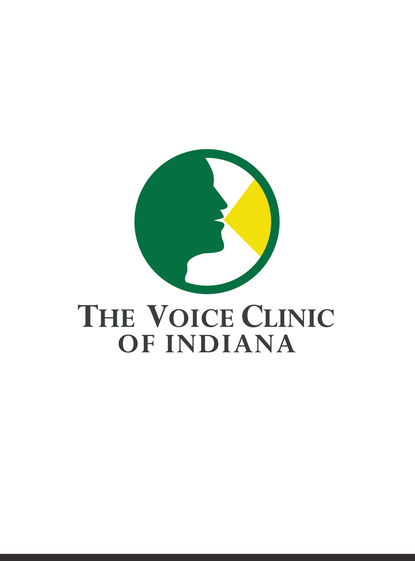Logo Design by Private User - Entry No. 51 in the Logo Design Contest Logo Design for The Voice Clinic of Indiana.