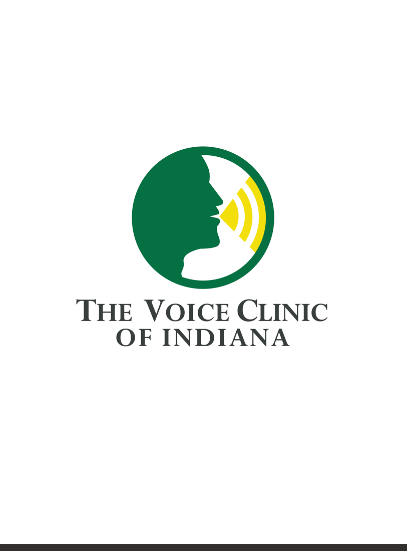 Logo Design by Private User - Entry No. 52 in the Logo Design Contest Logo Design for The Voice Clinic of Indiana.