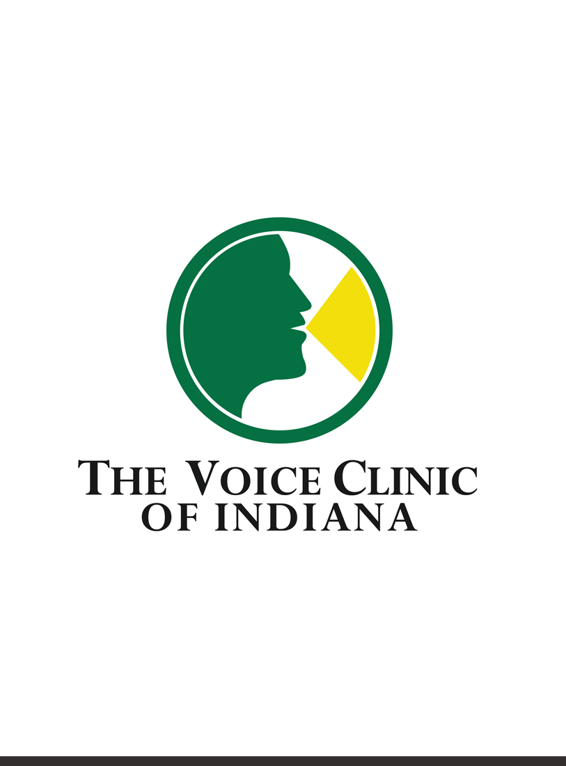 Logo Design by Private User - Entry No. 53 in the Logo Design Contest Logo Design for The Voice Clinic of Indiana.