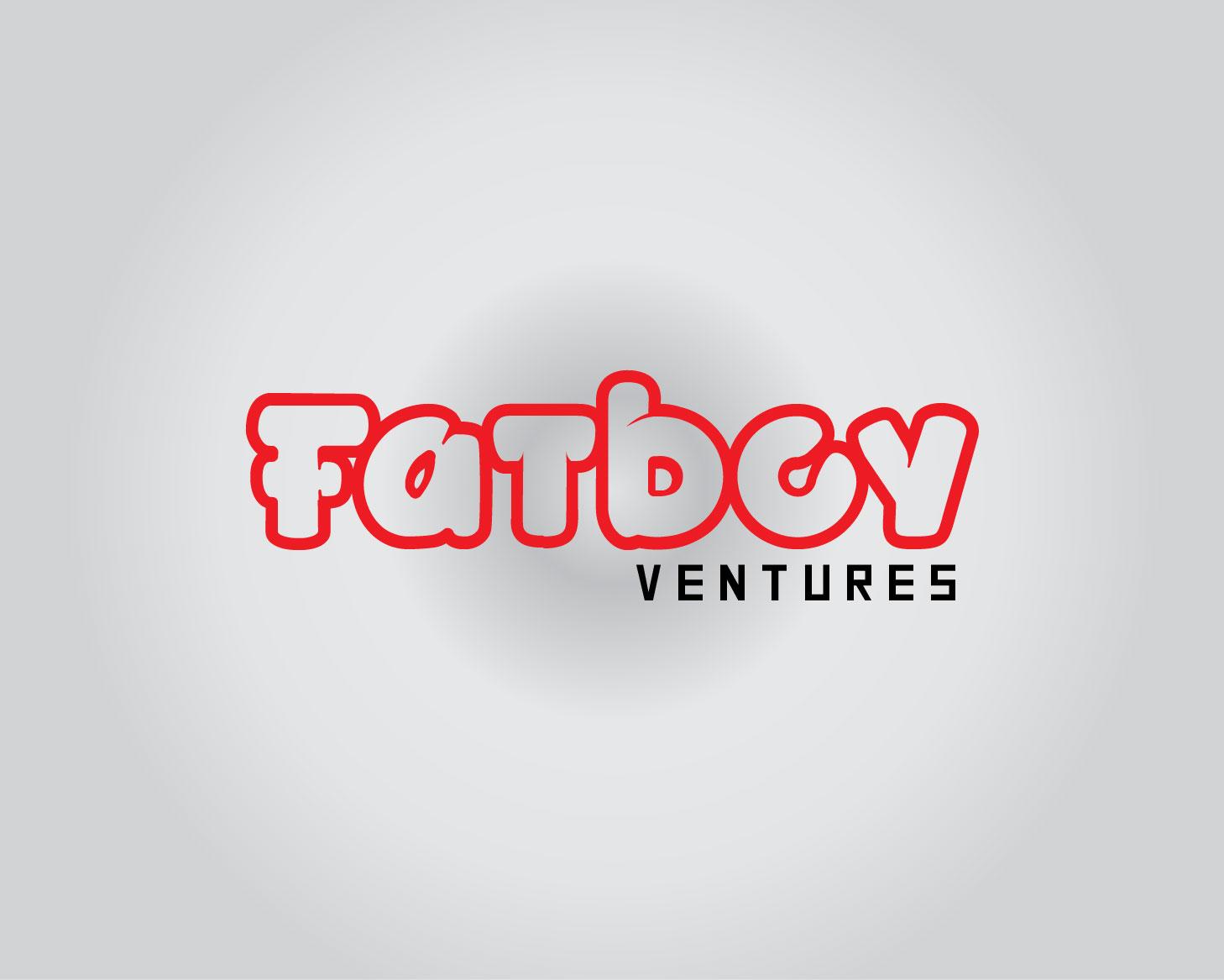 Logo Design by Rowel Samson - Entry No. 120 in the Logo Design Contest Fun Logo Design for Fat Boy Ventures.