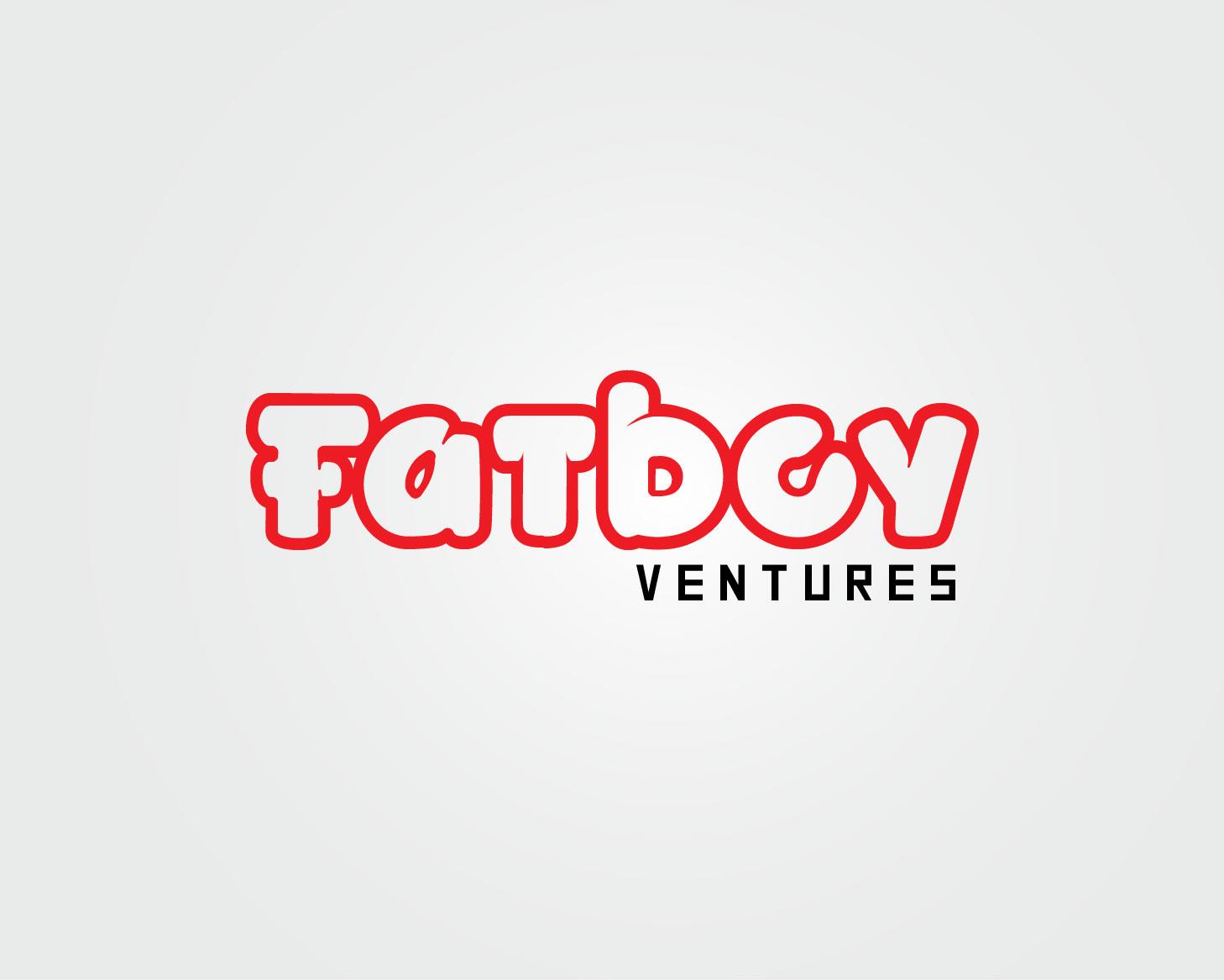 Logo Design by Rowel Samson - Entry No. 121 in the Logo Design Contest Fun Logo Design for Fat Boy Ventures.