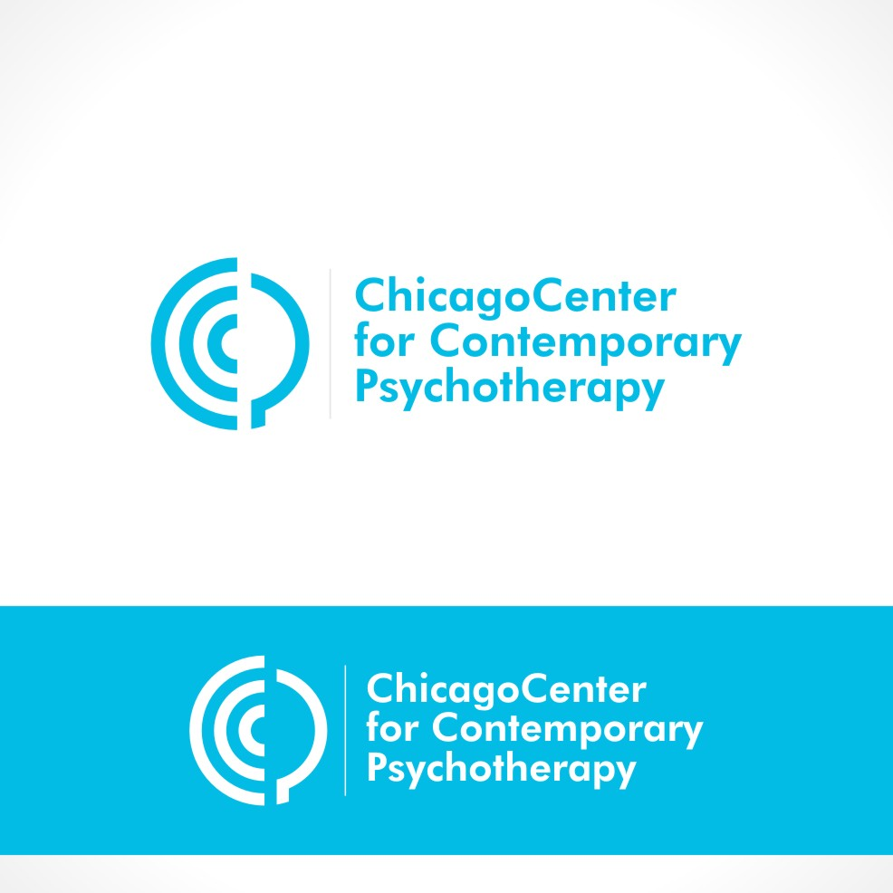 Logo Design by Private User - Entry No. 12 in the Logo Design Contest Inspiring Logo Design for Chicago Center for Contemporary Psychotherapy.