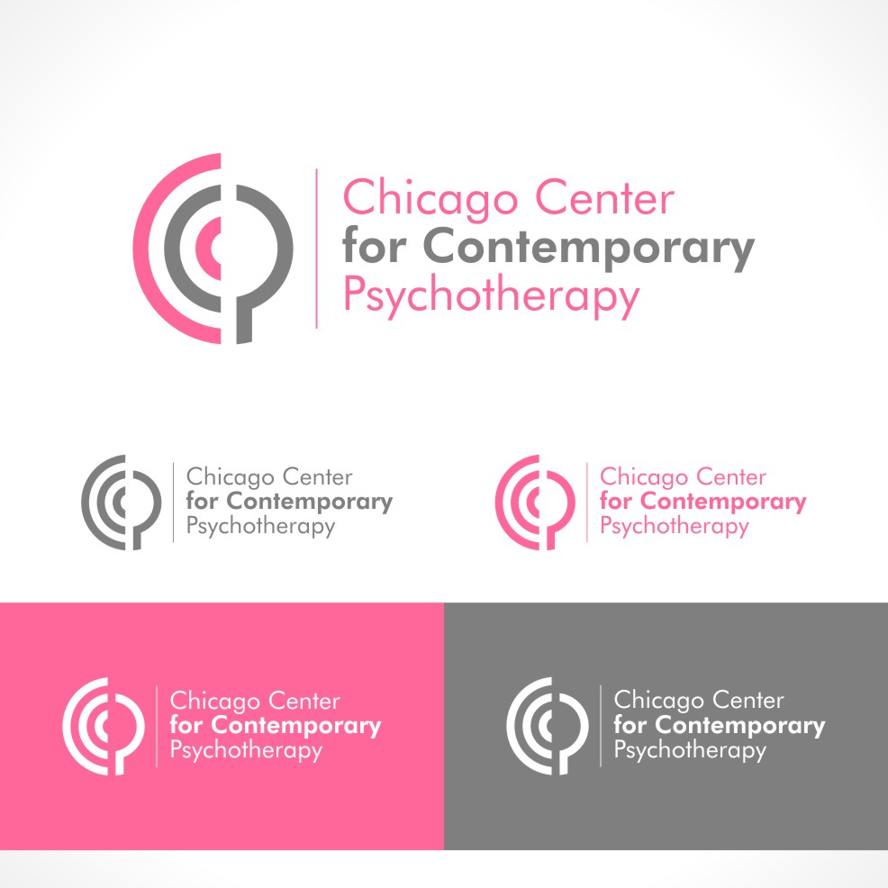 Logo Design by Private User - Entry No. 24 in the Logo Design Contest Inspiring Logo Design for Chicago Center for Contemporary Psychotherapy.