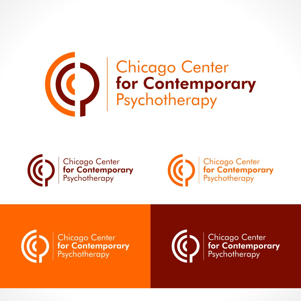 Logo Design by Private User - Entry No. 25 in the Logo Design Contest Inspiring Logo Design for Chicago Center for Contemporary Psychotherapy.