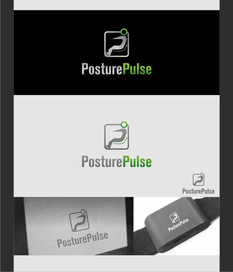 Logo Design by graphicleaf - Entry No. 100 in the Logo Design Contest Unique Logo Design Wanted for PosturePulse.