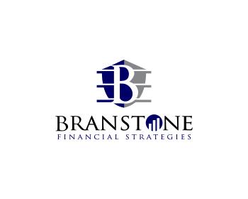 Logo Design by cholid - Entry No. 295 in the Logo Design Contest Inspiring Logo Design for Branstone Financial Strategies.