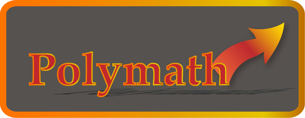 Logo Design by Susan Palmer - Entry No. 6 in the Logo Design Contest Imaginative Logo Design for Polymath.