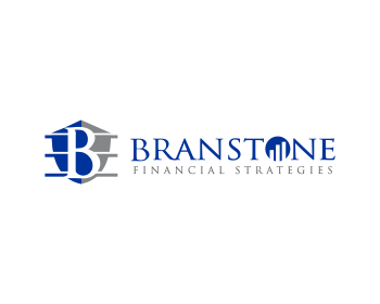Logo Design by cholid - Entry No. 302 in the Logo Design Contest Inspiring Logo Design for Branstone Financial Strategies.