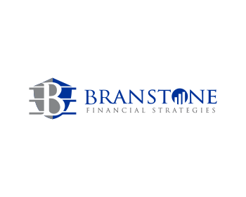 Logo Design by cholid - Entry No. 303 in the Logo Design Contest Inspiring Logo Design for Branstone Financial Strategies.