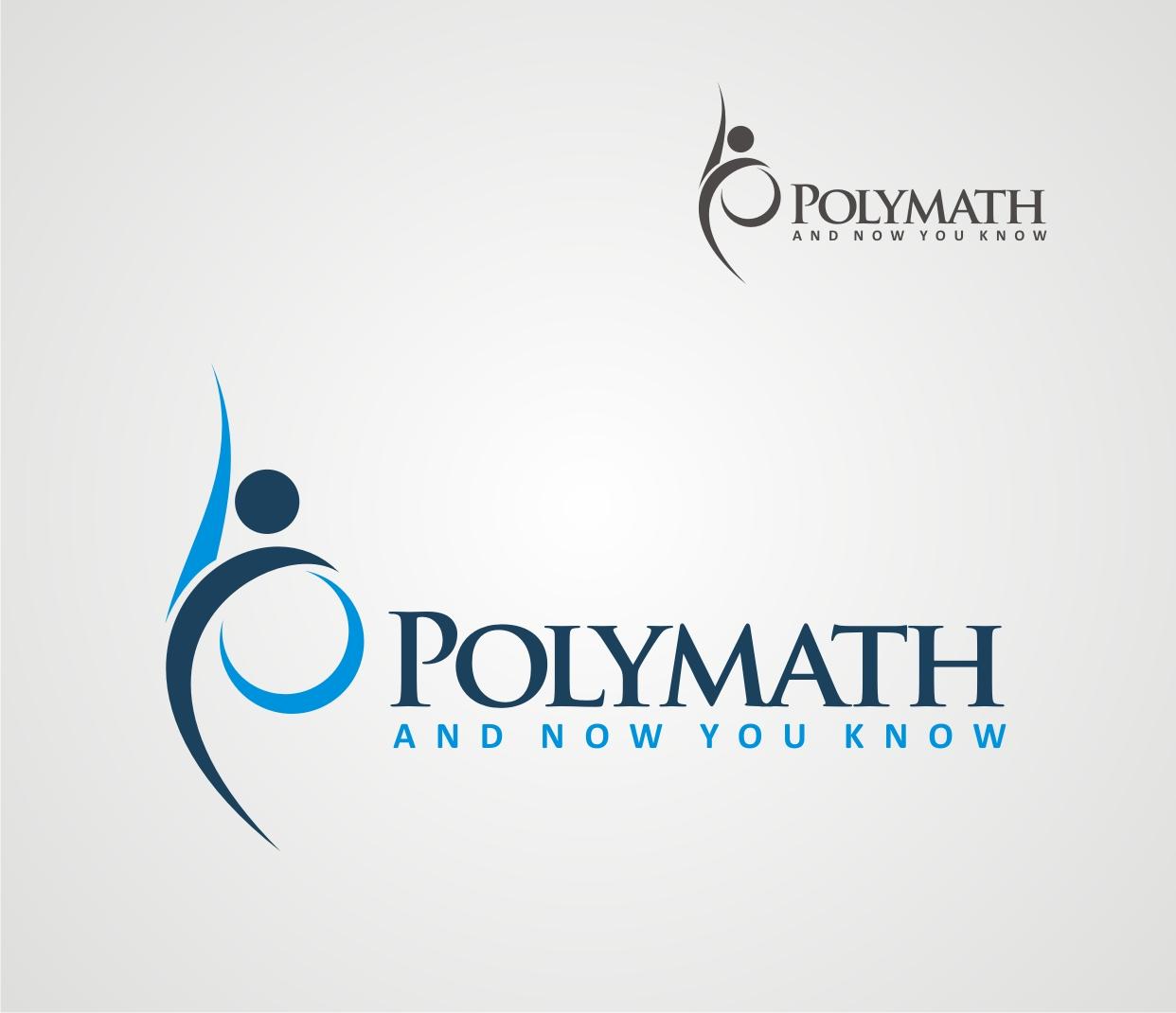 Logo Design by Reivan Ferdinan - Entry No. 7 in the Logo Design Contest Imaginative Logo Design for Polymath.