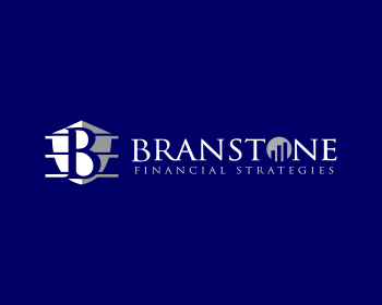 Logo Design by cholid - Entry No. 305 in the Logo Design Contest Inspiring Logo Design for Branstone Financial Strategies.