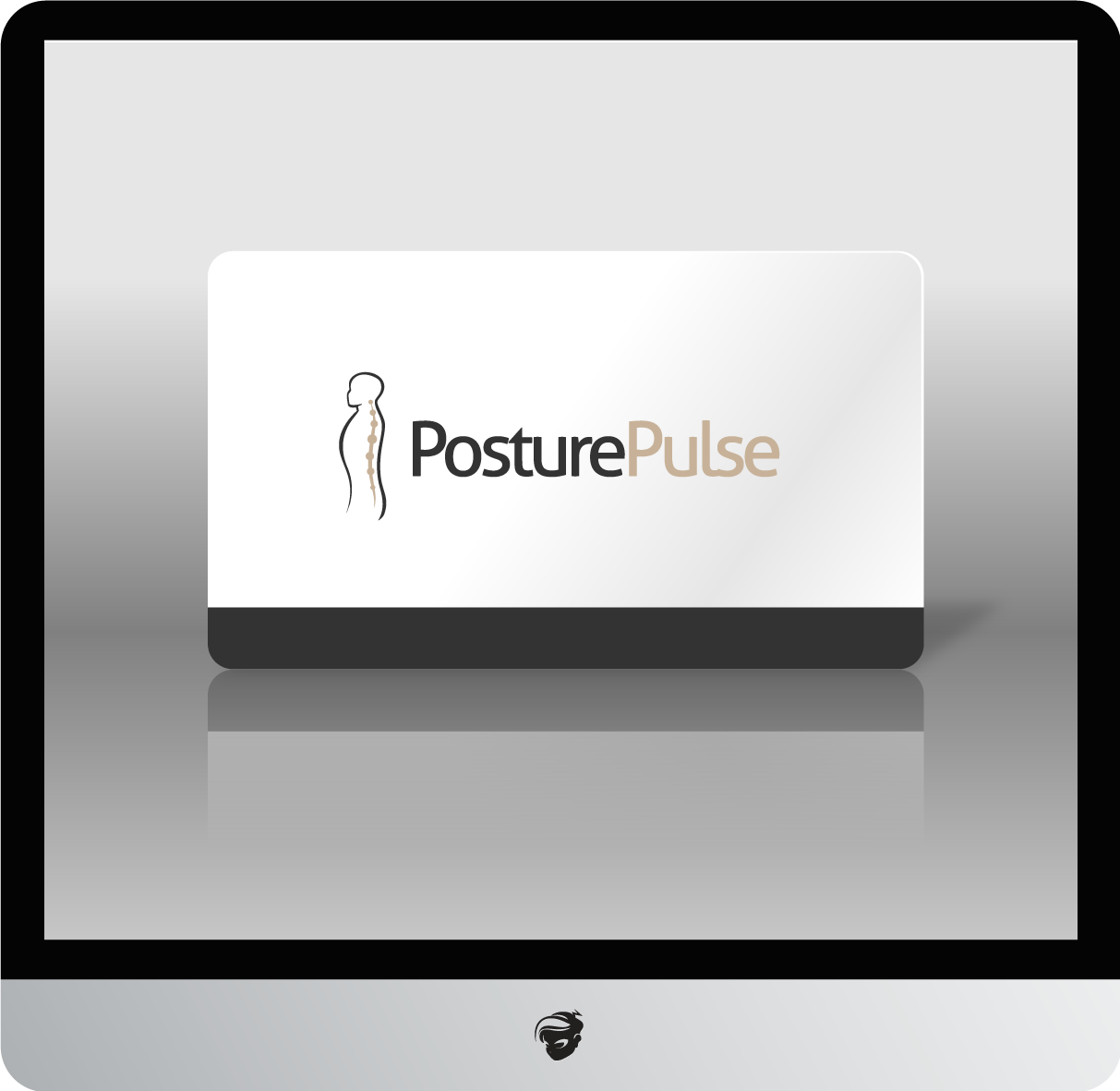 Logo Design by zesthar - Entry No. 103 in the Logo Design Contest Unique Logo Design Wanted for PosturePulse.