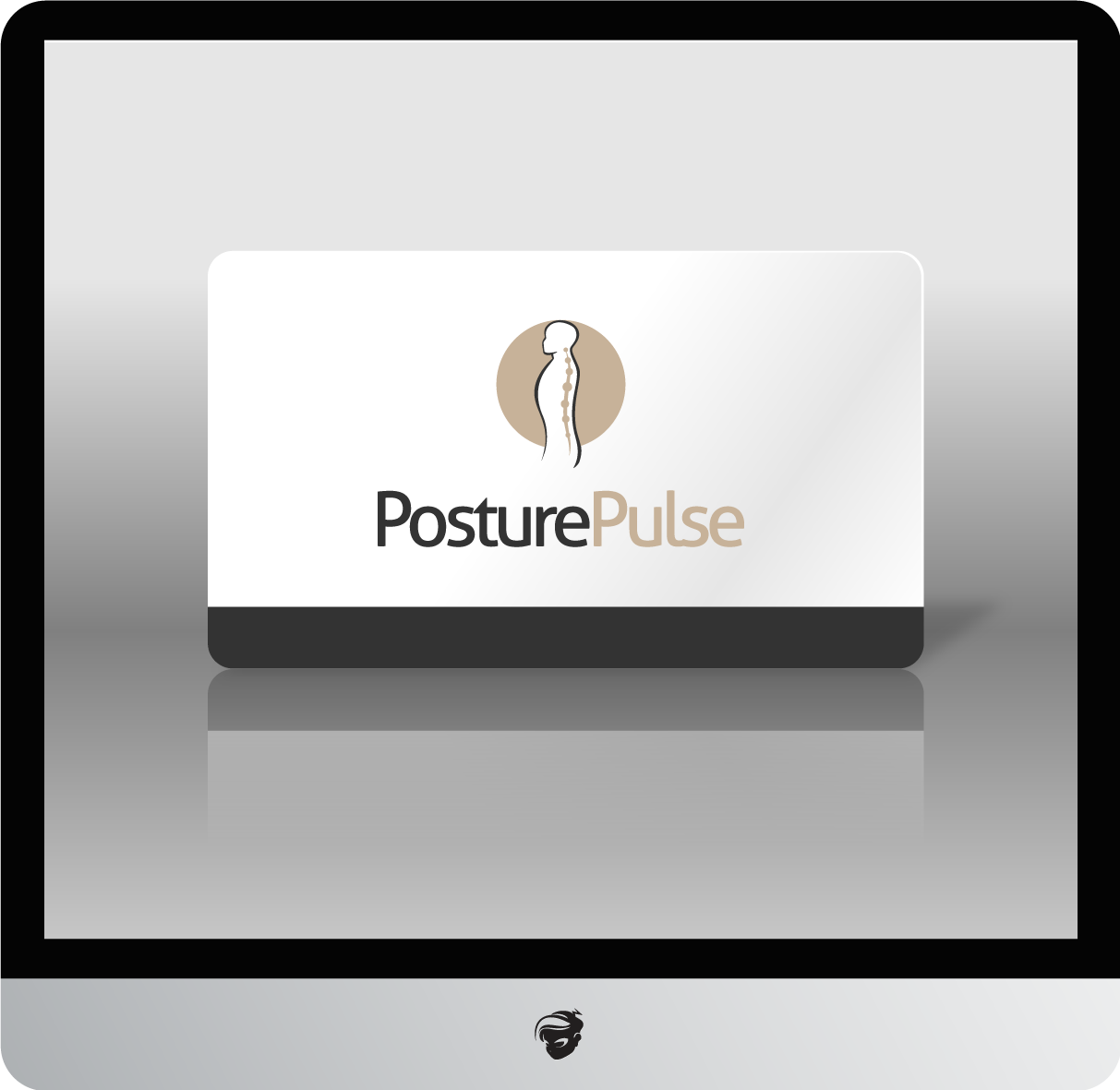 Logo Design by zesthar - Entry No. 104 in the Logo Design Contest Unique Logo Design Wanted for PosturePulse.