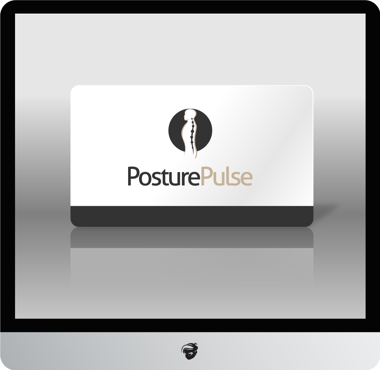 Logo Design by zesthar - Entry No. 106 in the Logo Design Contest Unique Logo Design Wanted for PosturePulse.
